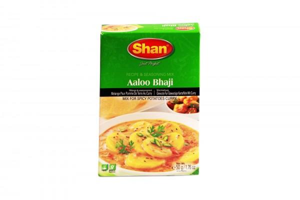 Gewürzmischung für Kartoffel-Curry
