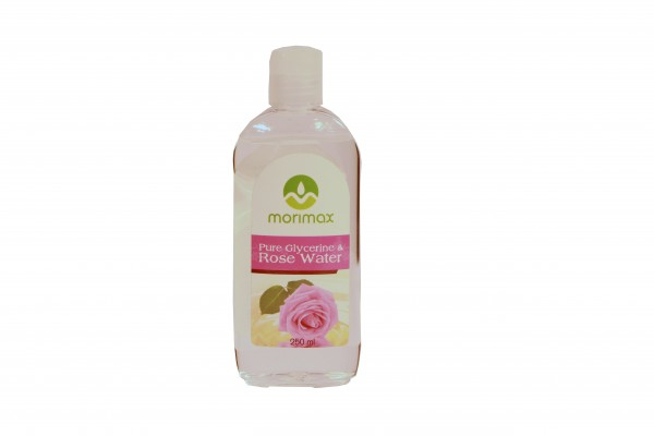 Morimax Glycerin & Rosenwasser für Haut und Haar