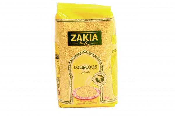 Zakia CousCous
