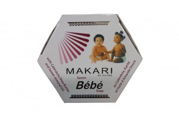 Makari Baby-Seife mit Calendula & Sheabutter