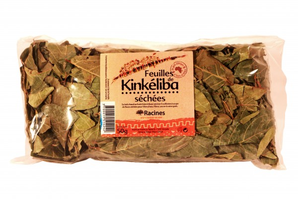 Racines Kinkeliba getrocknete lose Teeblätter