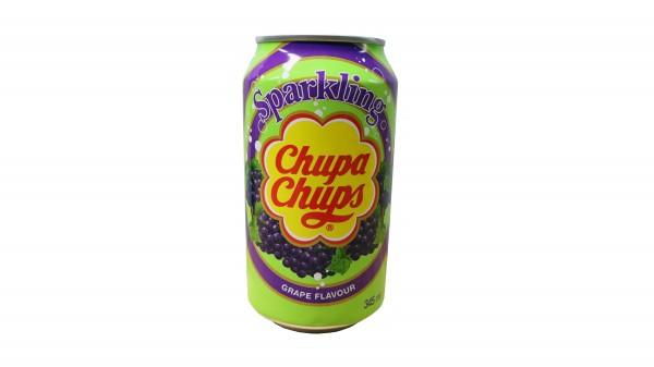 Chupa Chups Grape Flavour Sparkling