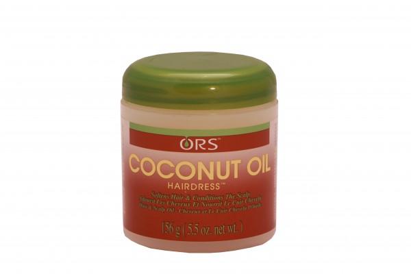 ORS Haarpflege mit Kokosöl für sprödes Haar