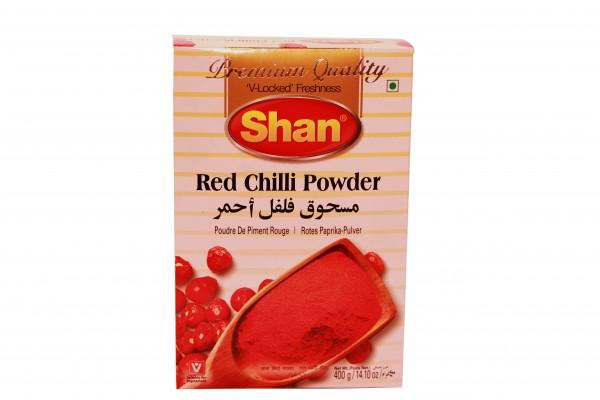 Shan Rotes Paprikapulver