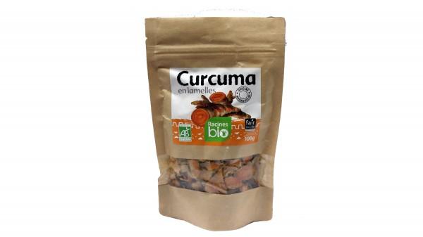 Racines Bio Curcuma Stücke