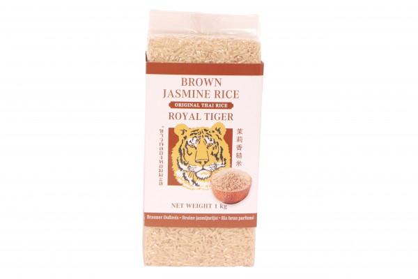 Royal Tiger Brauner Jasminreis (Original Thai-Reis)