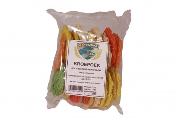 Amboina KROEPOEK (Krabbenbrot), vegetarisch