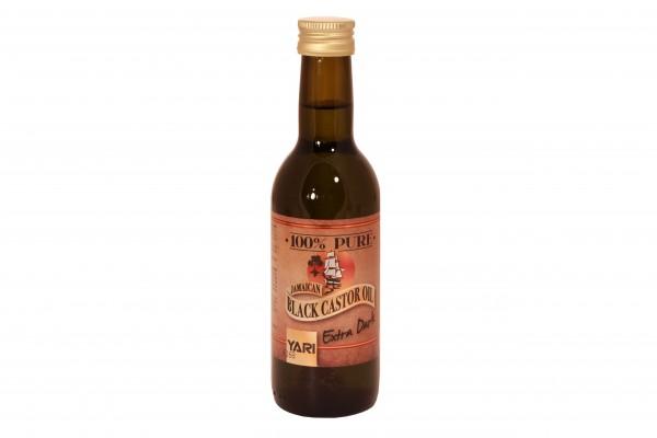 Yari Jamaican Black Castor Oil (schwarzes Rizinusöl) für die Haare