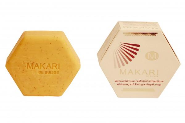 Makari Seife bei Hautunreinheiten und Pigmentstörungen
