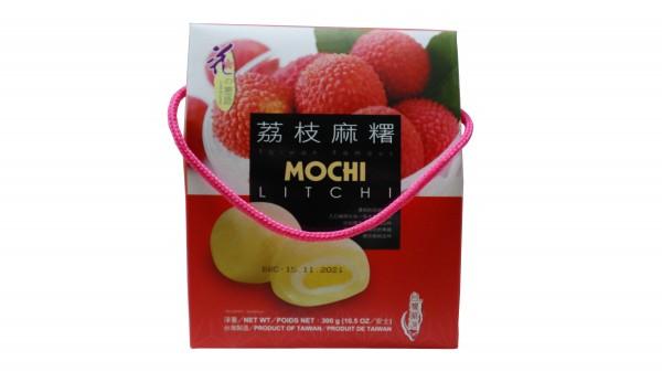 Taiwan Famous Mochi mit Litchi-Füllung