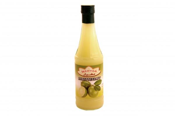 Mahyar Limettensaft, herb-frisch