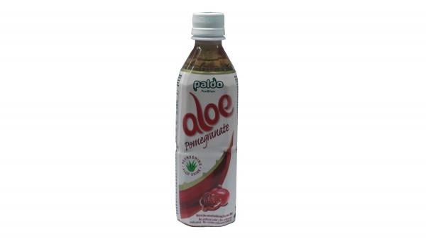 Paldo Aloe Granatapfel Geschmack
