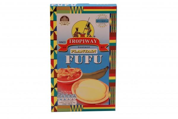 Tropiway Fufu (mit Banane und Maniok)