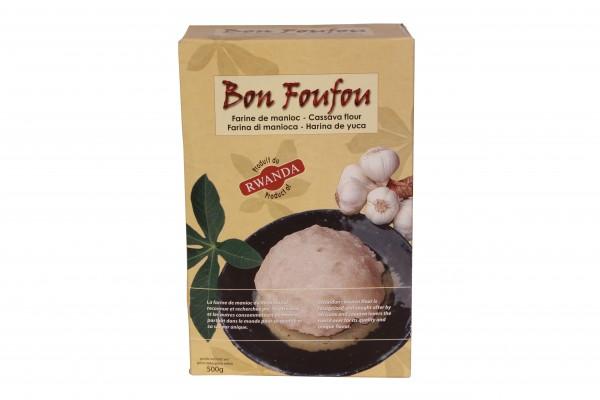 Racines Bon Foufou Maniokmehl