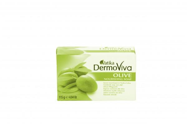 Vatika Dermoviva Olivenseife