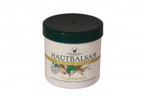 Herbamedicus Hautbalsam Teufelskralle bei Verspannungen