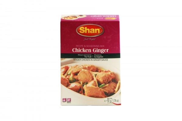 Shan Gewürzmischung für Ingwer-Hühnchen