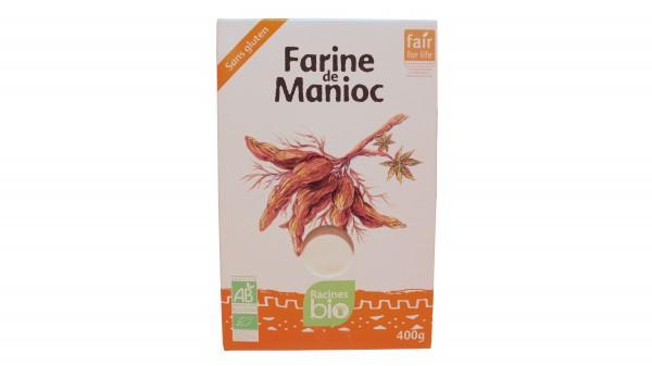 Racines Bio Maniokmehl