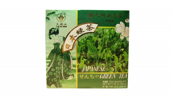 THS Grüner Tee 100 Beutel
