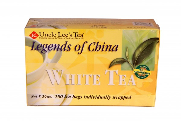 Uncle Lee´s Tea Legends of China Weisser Tee