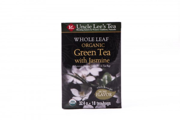 Uncle Lee' s Tea, Grüner Tee mit Jasmin