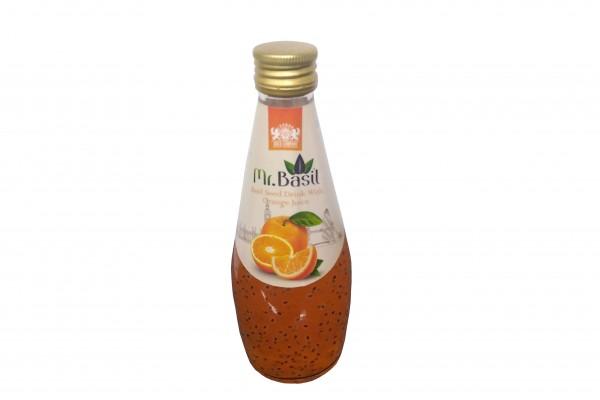 Mr. Basil Erfrischungsgetränk Orange