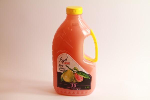 Regal Pink Guave Nektar