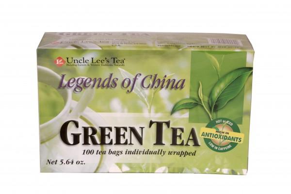Uncle Lee´s Tea - Grüner Tee