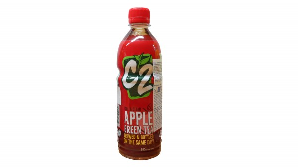 C2 Apple Green Tea