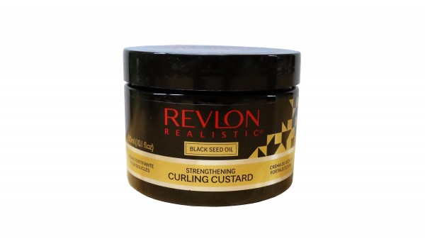 Revlon Realistic Black Seed Oil Strengthening Curling Custard