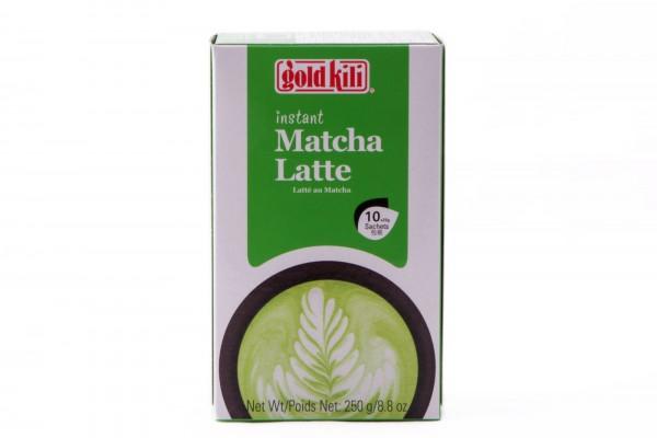 Gold Kili Instantgetränk Matcha Latte