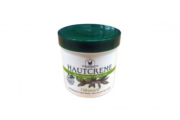 Herbamedicus Hautcreme mit Olivenöl
