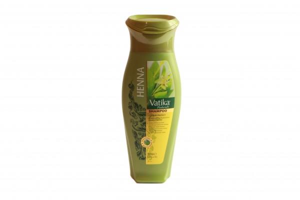 Vatika Naturals Shampoo Henna Schutz für gefärbtes Haar