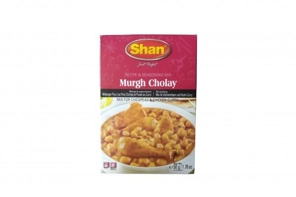 Shan Murgh Cholay Gewürzmischung