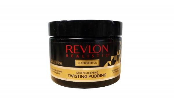 Revlon Realistic Black Seed Oil Strengthening Twisting Pudding