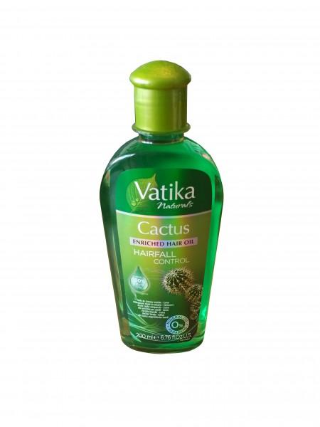 Vatika Naturals Haaröl Kaktus