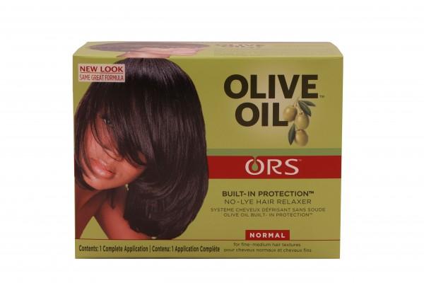 ORS Olive Oil Relaxer Kit für krauses Haar