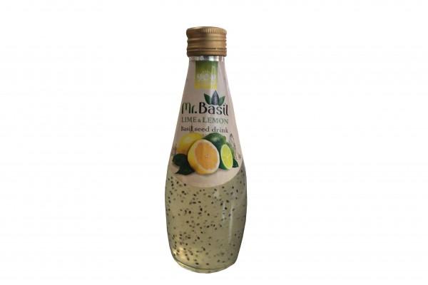 Mr. Basil Zitrone/Limette Erfrischungsgetränk