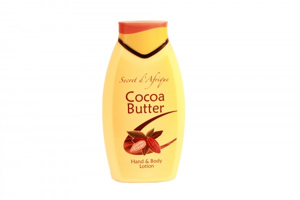 Secret d´Afrique Kakaobutter Bodylotion bei Jalda.eu