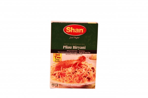 Shan Pilau Biryani Gewürzmischung