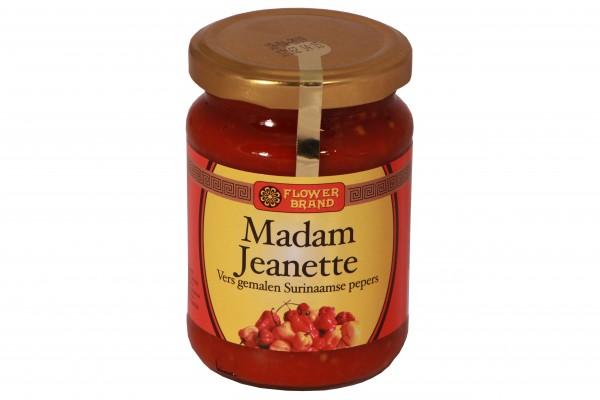 Flower Brand Madame Jeanette Chilipaste - rot