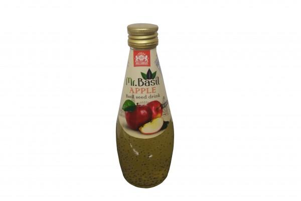 Mr. Basil Limonade Apfelgeschmack