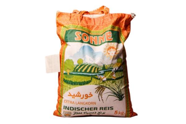 Sonne Indischer Reis / Darbari Khorshid
