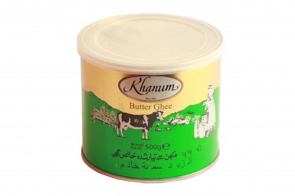 Khanum Ghee Butterschmalz