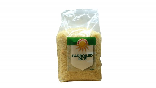 Valle Del Sole Parboiled Rice