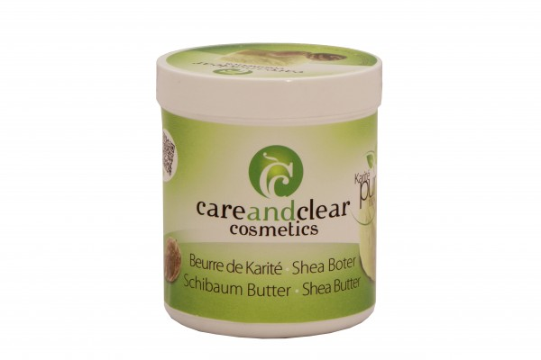 care and clear Reine Sheabutter