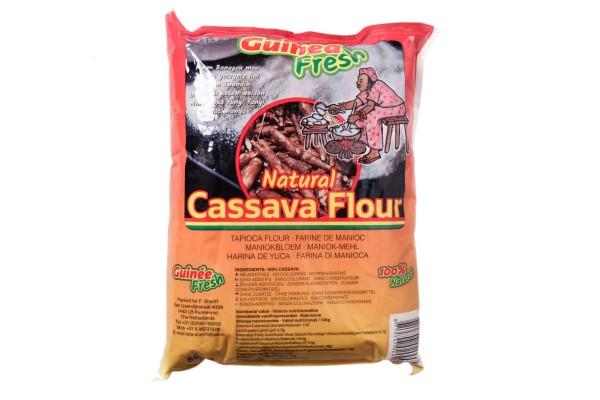 Guinea Fresh Maniokmehl