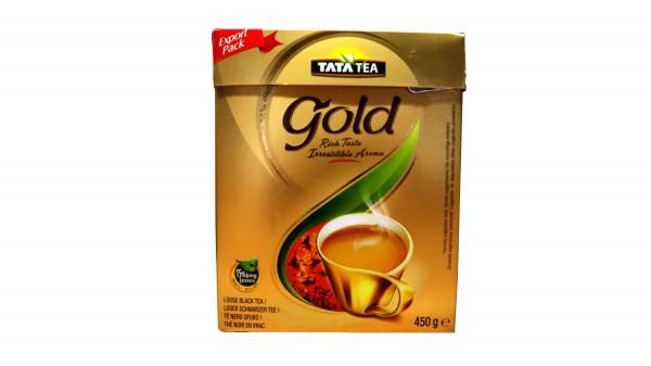 Tata Tea Gold loser schwarz Tee