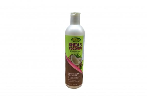 Gro Healthy Shea & Coconut Omega 3 Shampoo