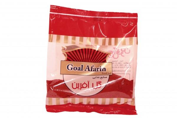 Goal Afarin Sumac